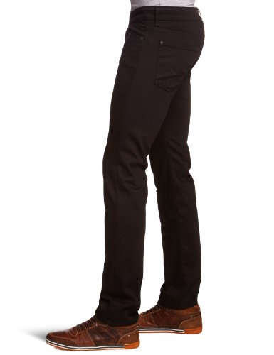 7 For All Mankind - Jeans Homme - SLIMMY Black (jacksonville Black Jv)