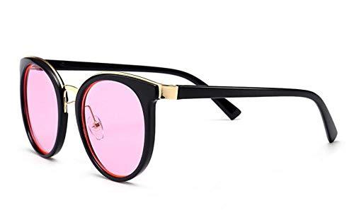 Defect Damen Fashion Box Sonnenbrille polarisiert Sonnenbrille mit uv-beständigen Brille Sonnenblende Pc-Material
