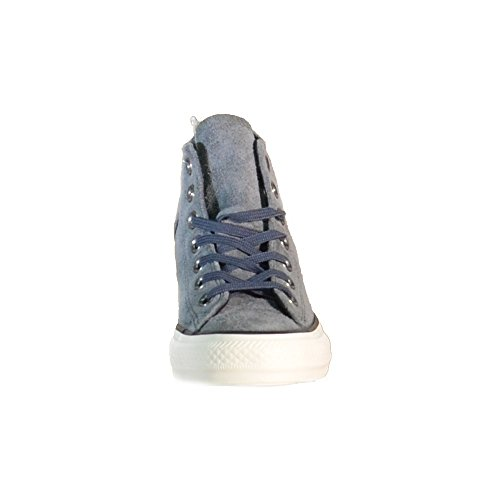 All Star Hi Leather Unisex Anthracite