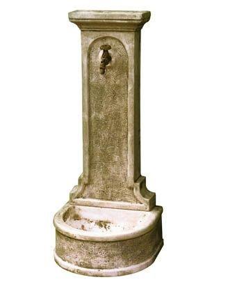 Fontaine murale modèle Rome