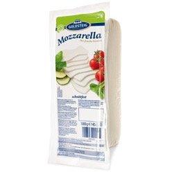 Mozzarella 1kg Block (Käse Von Block)