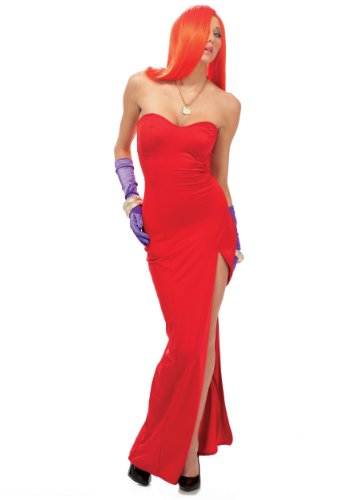 Sexy Hollywood Honey Fancy dress costume Small / ()