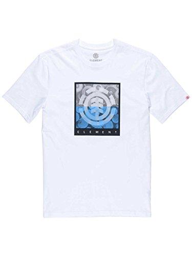 Element Log Jam T-Shirt Weiß