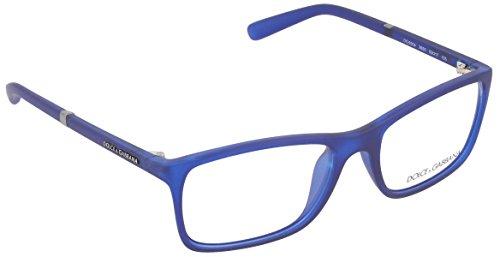 Dolce & Gabbana Gestell 5004_2650 (52.8 mm) blau