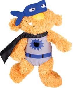 Designabear Coole Typen Superheld Outfit (9059715)