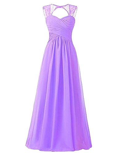 Leader of the Beauty - Robe - Femme Lilas