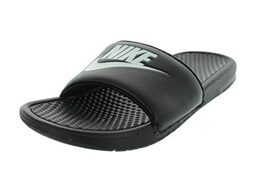 Nike Herren Benassi Jdi Dusch- & Badeschuhe, Schwarz (Black/White), 41 EU