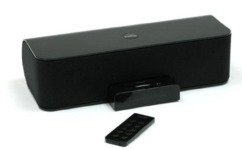 Edifier iF330 Plus Rev.2, iPod-Dockingstation mit 2x 6W Satelliten, inklusive Fernbedienung, schwarz