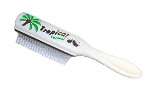 Denman - D3 - Brosse à cheveux parfumée à la noix de coco