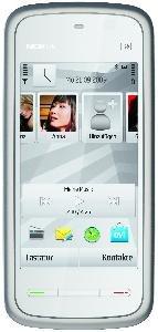 Nokia 5230 Navi Smartphone (8,1 cm (3,2 Zoll) Display, Touchscreen, 2 Megapixel Kamera)