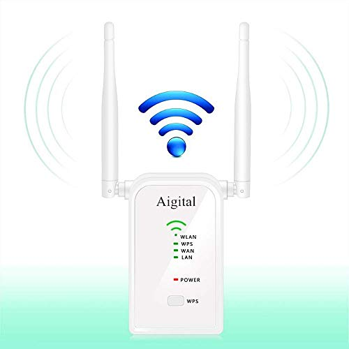 Aigital Repetidor de WiFi Router
