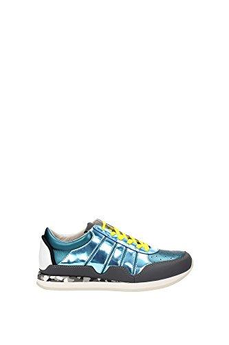 Sneakers Dolce&Gabbana Homme Cuir Multicouleur CS1342AP6178N673 Multicouleur 39EU
