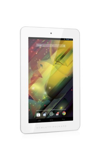 HP 7 Plus Tablet (8GB, 7 Inches, WI-FI) White, 1GB RAM Price in India