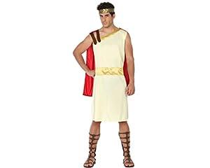 Atosa- Disfraz dios romano, XL (18208)