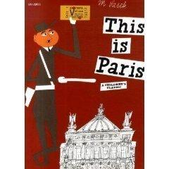 This is Paris by Miroslav Sasek(2004-04-24)