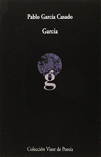 García (Visor de Poesía) por Pablo García Casado