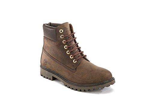 LUMBERJACK scarpe uomo scarponcini RIVER SM00101-014 H01 CE002 Marrone