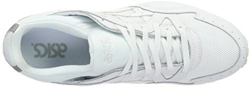 Asics Gel-Lyte V, Scarpe da Ginnastica Unisex – Adulto Bianco