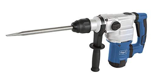 Scheppach Bohrhammer DH1200Max (Schlaghammer mit 1050 W, 9 Joule, SDS max Aufnahme, Drehzahl 480 min-1, Bohrleistung im Beton Ø 38mm) inkl. umfangreiches Zubehörset
