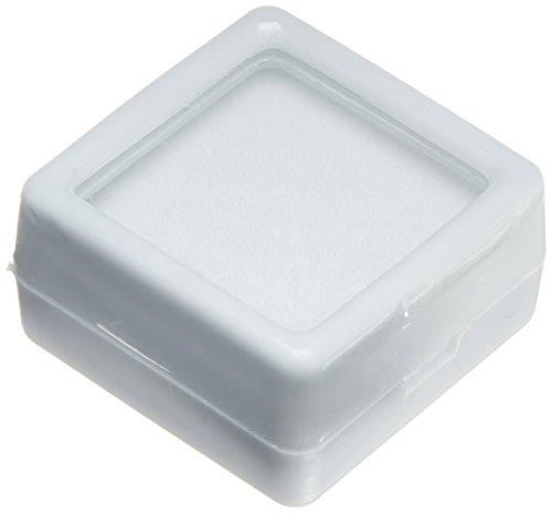 SE 8730jd-11in Kunststoff Glas Top Gem Box (12Stück) (Glas Top Gem Box)