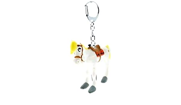 Schlsselanhnger Jolly Jumper das Pferd von Lucky Luke Amazon