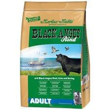 Warnicks Tierfutterservice Markus Mühle Black Angus Adult - Unser kaltgepresstes Hundefutter für ausgewachsene Hunde (1,5KG)