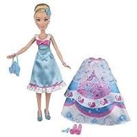 Disney B5314 Disney Princess, la moda de Cenicienta divertida
