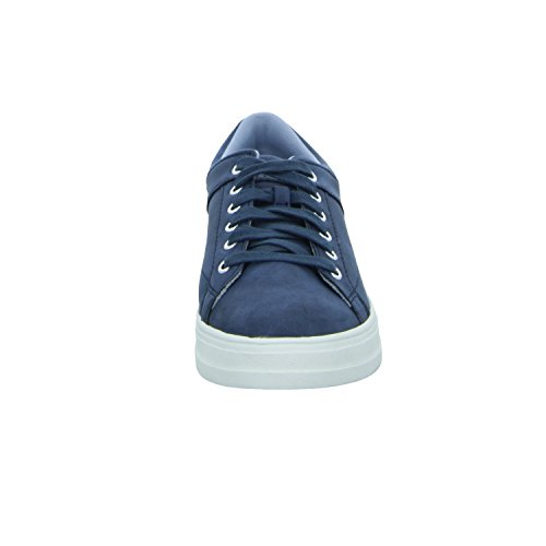 ESPRIT  027ek1w031, Chaussures de ville à lacets pour femme 400°navy