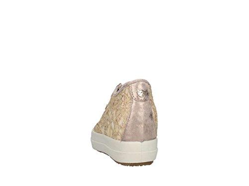 Zapatos Bajos De Mujer Igi & Co Con Cuñas 1150133 Oro Dorado