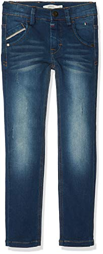 NAME IT Jungen Jeans NKMTHEO DNMCLAS 2082 PANT NOOS  Blau (Medium Blue Denim Medium Blue Denim), 164 (Herstellergröße: 164)