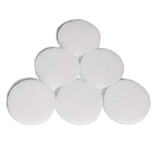 LTWHOME Compatible Fine Filtre Pads Appropriés Convient pour Eheim Classic 2213/250 2616135 (Pack de 6)