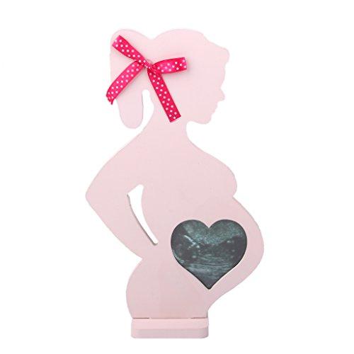 Arte De Madera De Regalo Mujer Embarazada De Madre