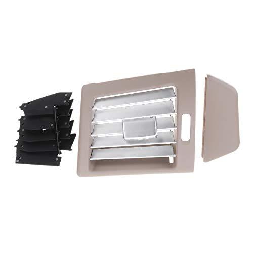 Casinlog ABS Vorne Konsole Grill Dash Ac Luft Wind für W251 R280 R300 R320 R350 -