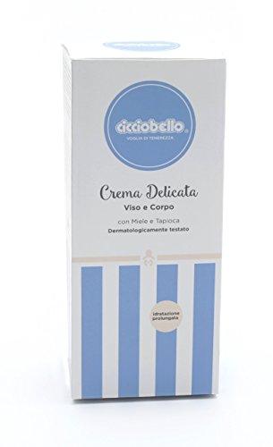 Cicciobello Voglia di Tenerezza CCA03000 Crema Delicata, Bianco, Flacone da
