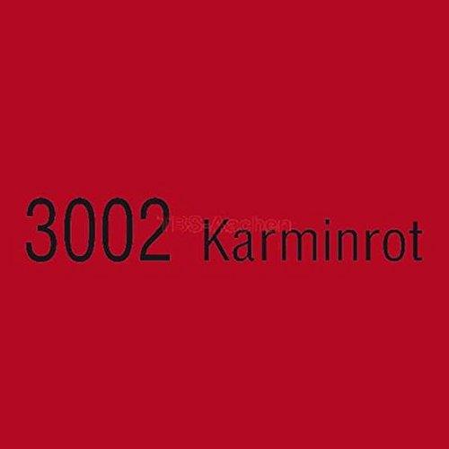 "Brantho Korrux \""3 in 1\"" 5 Liter 3002 Karminrot (21,99 EUR/l)"