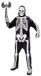 Kost-me f-r alle Gelegenheiten fw1008 V-llig Skele-Bones (Kind Skelebones Kostüme)