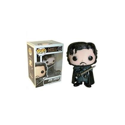 Funko - Figurine Game of Throne - Jon Snow Pop ...