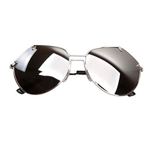 ZTMN Sonnenbrille Brille Persönlichkeit Cut Edge Reflective Polarizer Mirror X9 (Farbe: # 5)
