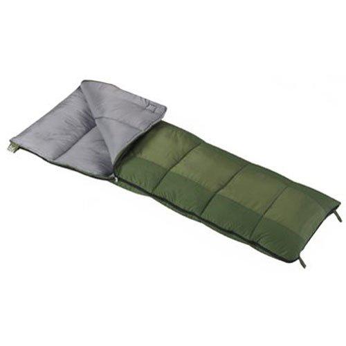 wenzel-schlafsack-summer-camp-30-degree-saco-de-dormir-rectangular-para-acampada-color-verde-talla-s