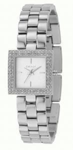 Women's DKNY NY4881Wrist Watch, Metal Band