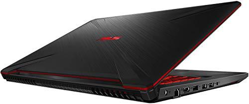 "ASUS ROG FX705GE-EW093T Nero Computer Portatile 43,9 cm (17.3"") 1920 x 1080 Pixel 2,20 GHz Intel® CoreTM i7 di ottava generazi"