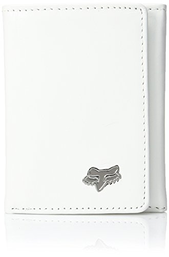 Fox Geldbörse Trifold Weiß (Biker Wallet Tri-fold)