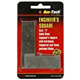Am-Tech 2 Zoll Engineers Square, P3950