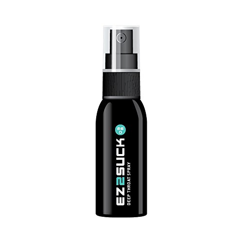 EZ2SUCK Deep Throat Spray für sehr tiefe Blowjobs -