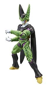 Dragon Ball- Figura Deluxe Cell Forma Final, Color (Bandai 36185)