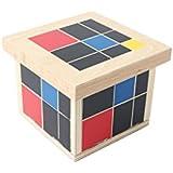 MagiDeal Jeux de Construction Jeu éducatif Enfant équipement De Montessori Exercice Mathématique