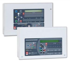 TC417 - C-TEC XFP510-32 netzwerkfähiges REPEATER Kabel Gardinenschal, 32 Liegezonen, FIRE ALARM Fernbedienung 32-zone Control Panel