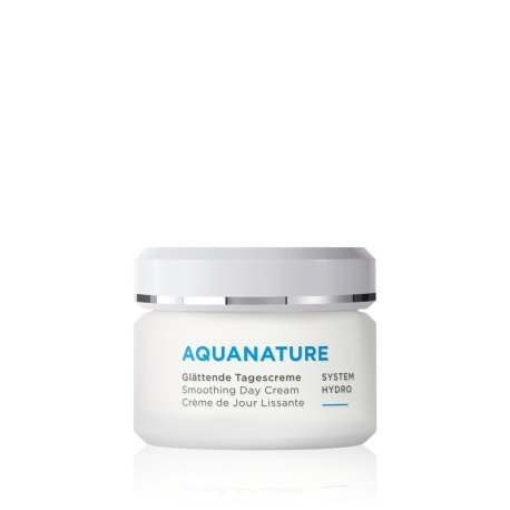 Annemarie Börlind Aqua Nature glättende Tagescreme, 50 ml