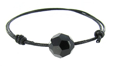 Azucar  - Pulsera con cristal swarovski (19 cm)