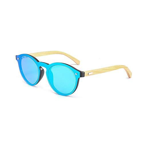 ANSKT Bambusfüße Sonnenbrillen Männer und Frauen UV400 Sonnenbrillen-1